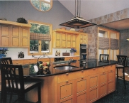 Kitchen, cabinetry, CNC