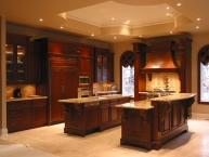Kitchen, cabinets, CNC
