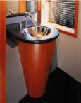 Vanity, sink, office, bathroom, modern